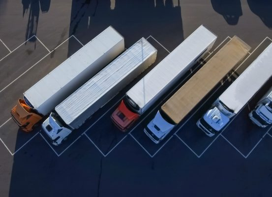 truck scaled